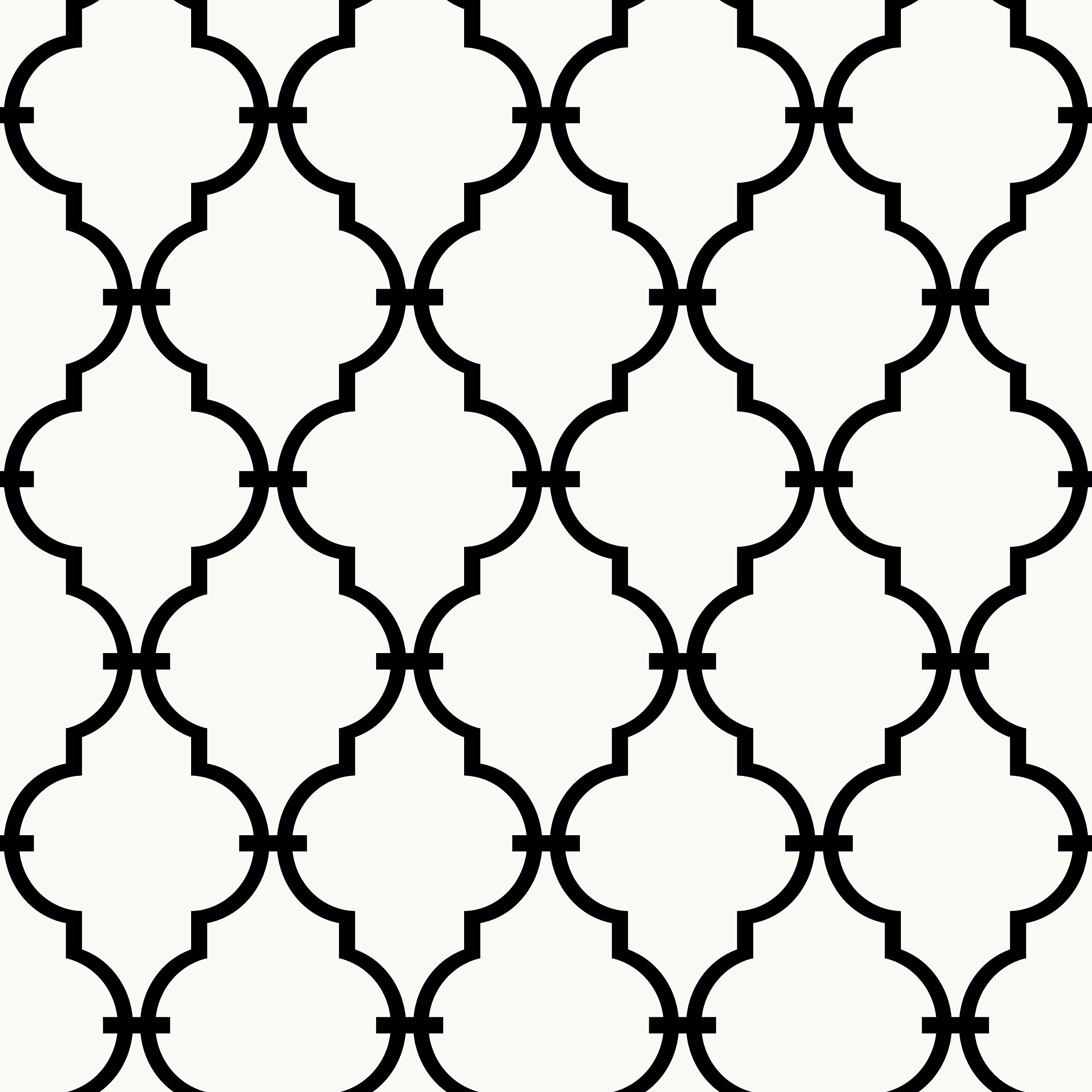 Modern Trellis Repositionable and Removable Peel and Stick Wallpaper