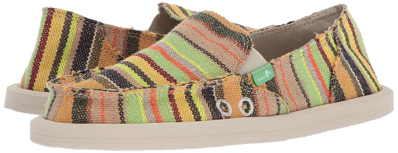 Sanuk Womens Donna Kauai Blanket Loafer Flat