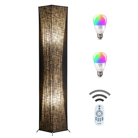 Chiphy 61 Creative Floor Lamp Rgb Remote Control Soft Lighting