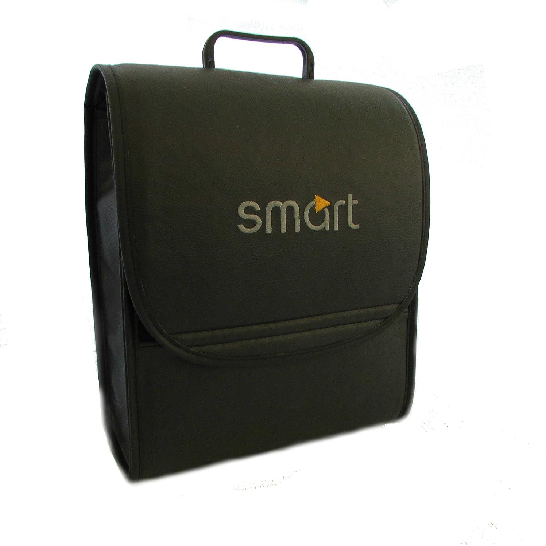 Smart Alle Modelle Auto Leder Kofferraum Organizer –  passend fü r alle Modelle Smart organiser