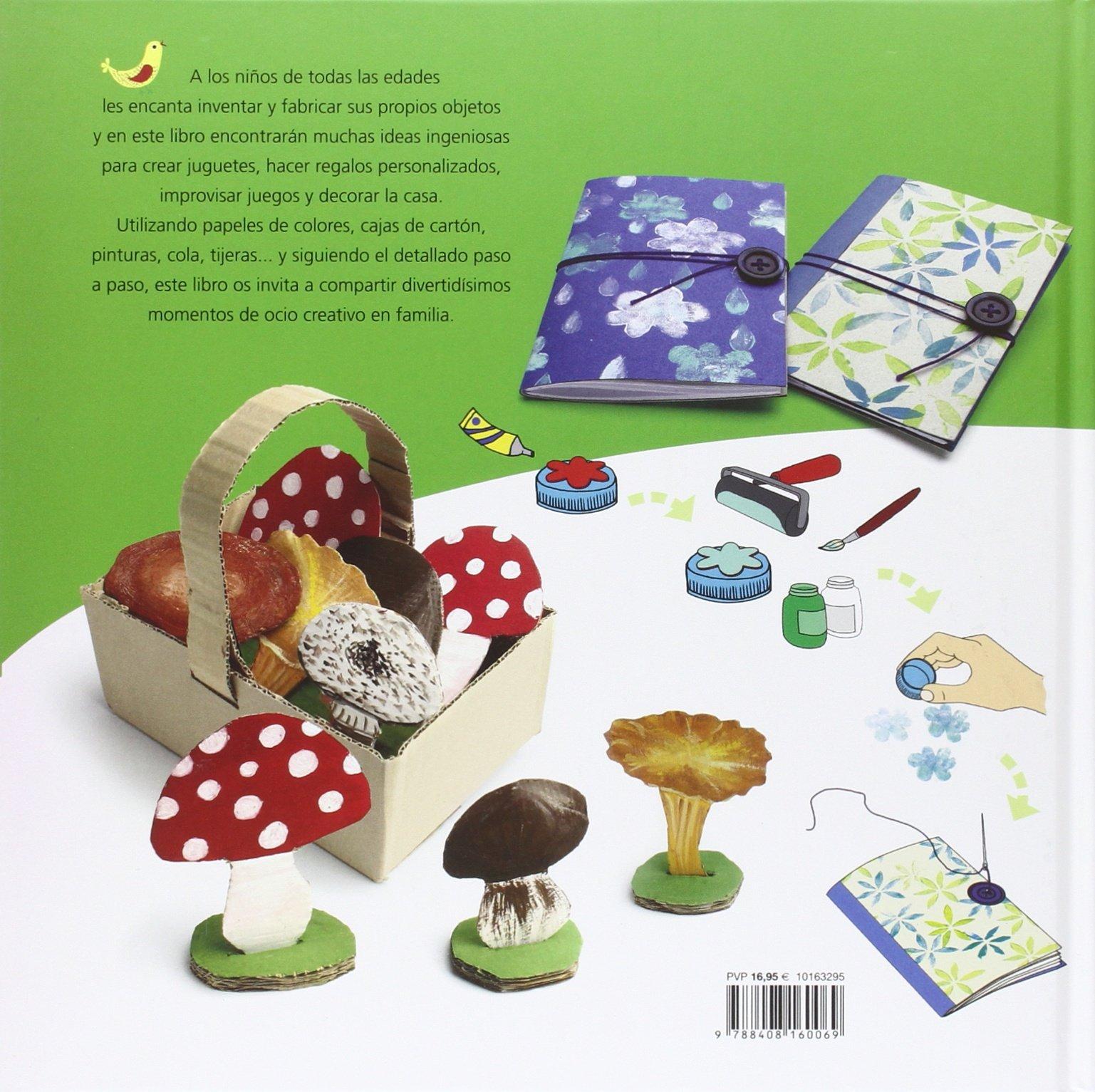 Manualidades divertidas para el tiempo libre: Beatriz Rivera Marinel.lo: 9788408160069: Amazon.com: Books