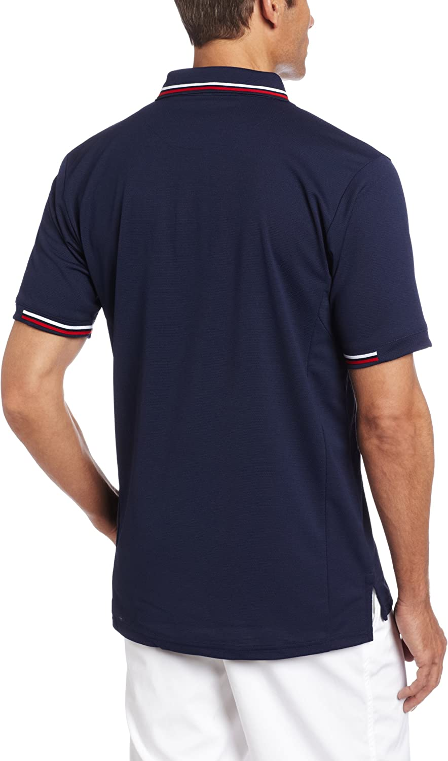 Majestic Iu20 Umpire Polo Shirt
