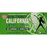 California Dieter Drink Extra Strength Tea | 1.76 ounces | 3 Pack