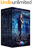 Atlantic Island Trilogy: The Complete Series