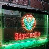 Jägermeister LED Leuchtschild Leuchtwerbung Reklame Bar
