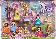 SOFIA 93130 Disney Sofia The First Deluxe Friends Pack, Multicolor
