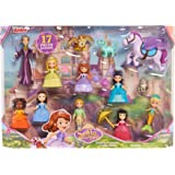 Disney Junior Sofia the First Deluxe Friends Collection - 13 Figures and 4 Accessories