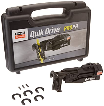 Simpson Strong Tie QDPROPHG2 Quik Drive Cold-Formed Steel
