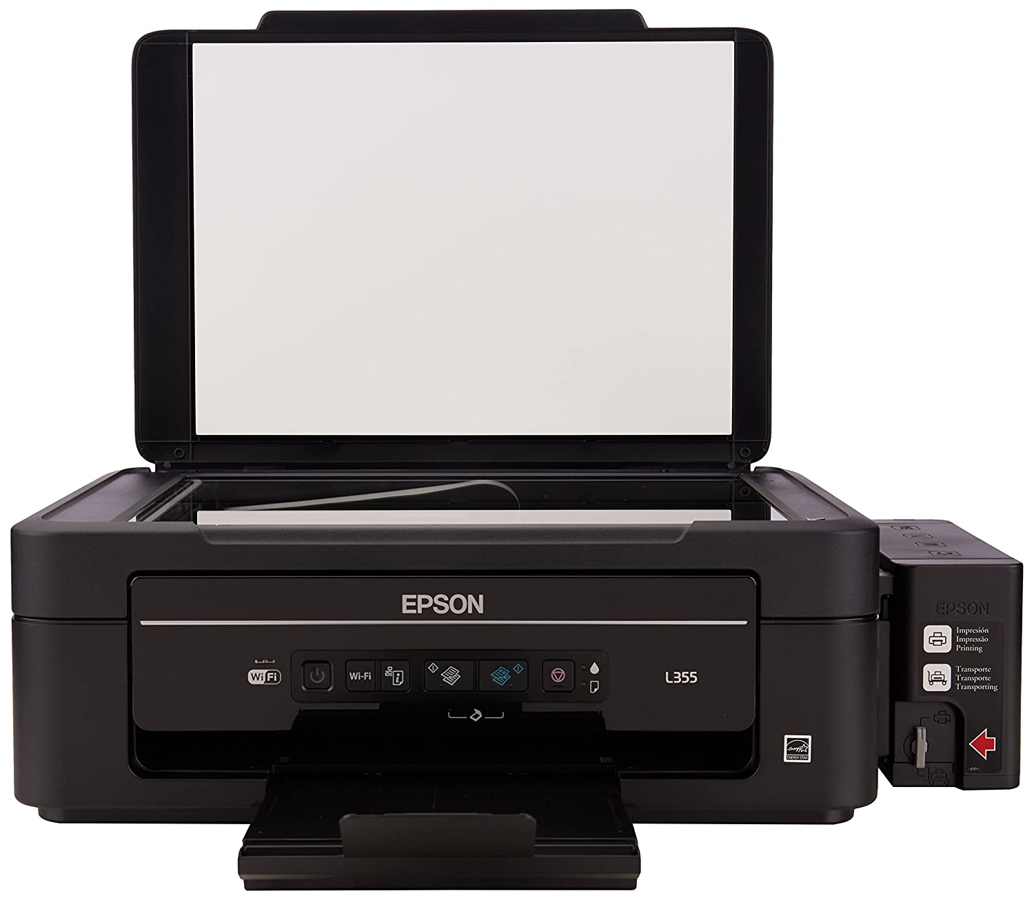 Epson L355 All in One WIFI Printer: Amazon in: Computers