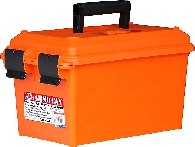 Amazon.com: Caja de municiones, de MTM: Sports & Outdoors