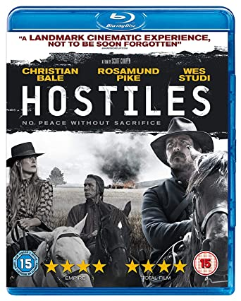 Hostiles [Blu-ray] [Reino Unido]: Amazon.es: Christian Bale ...