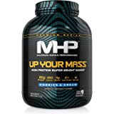 MHP Up Your Mass Supplement, Cookies and Cream, 4.6 Pound