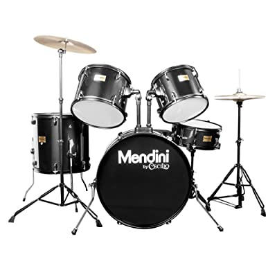 Mendini by Cecilio Adult Drum Set