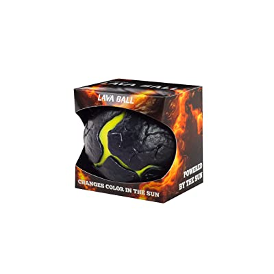 Waboba Lava Ball (Color Changing): Toys & Games