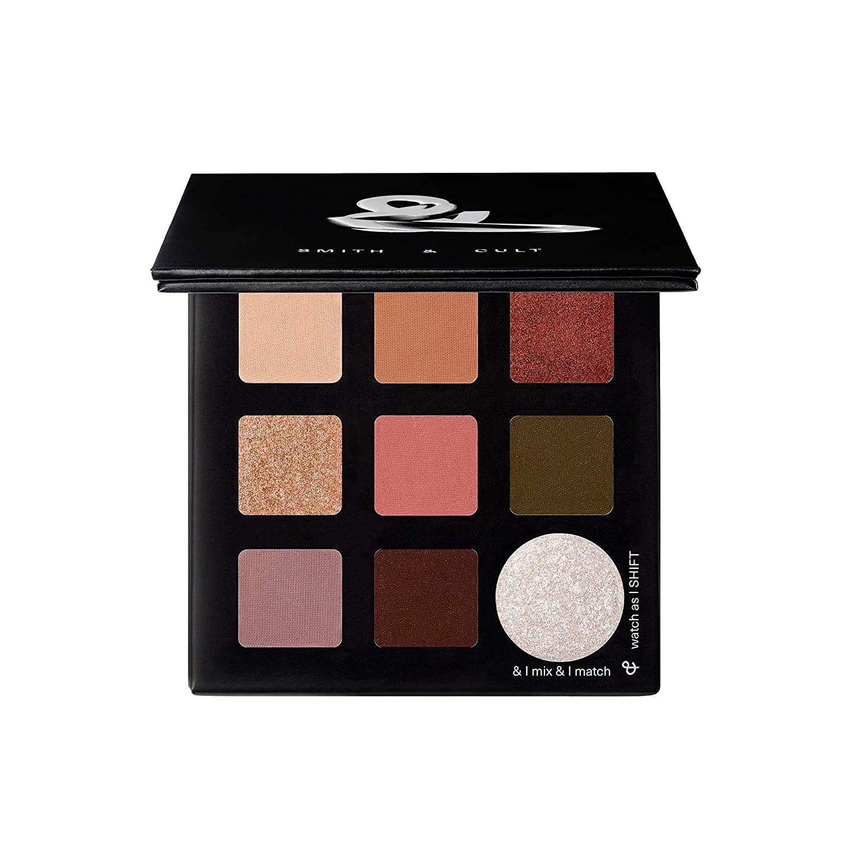 Smith & Cult Sombra Shift Matte & Metallic Eyeshadow Palette