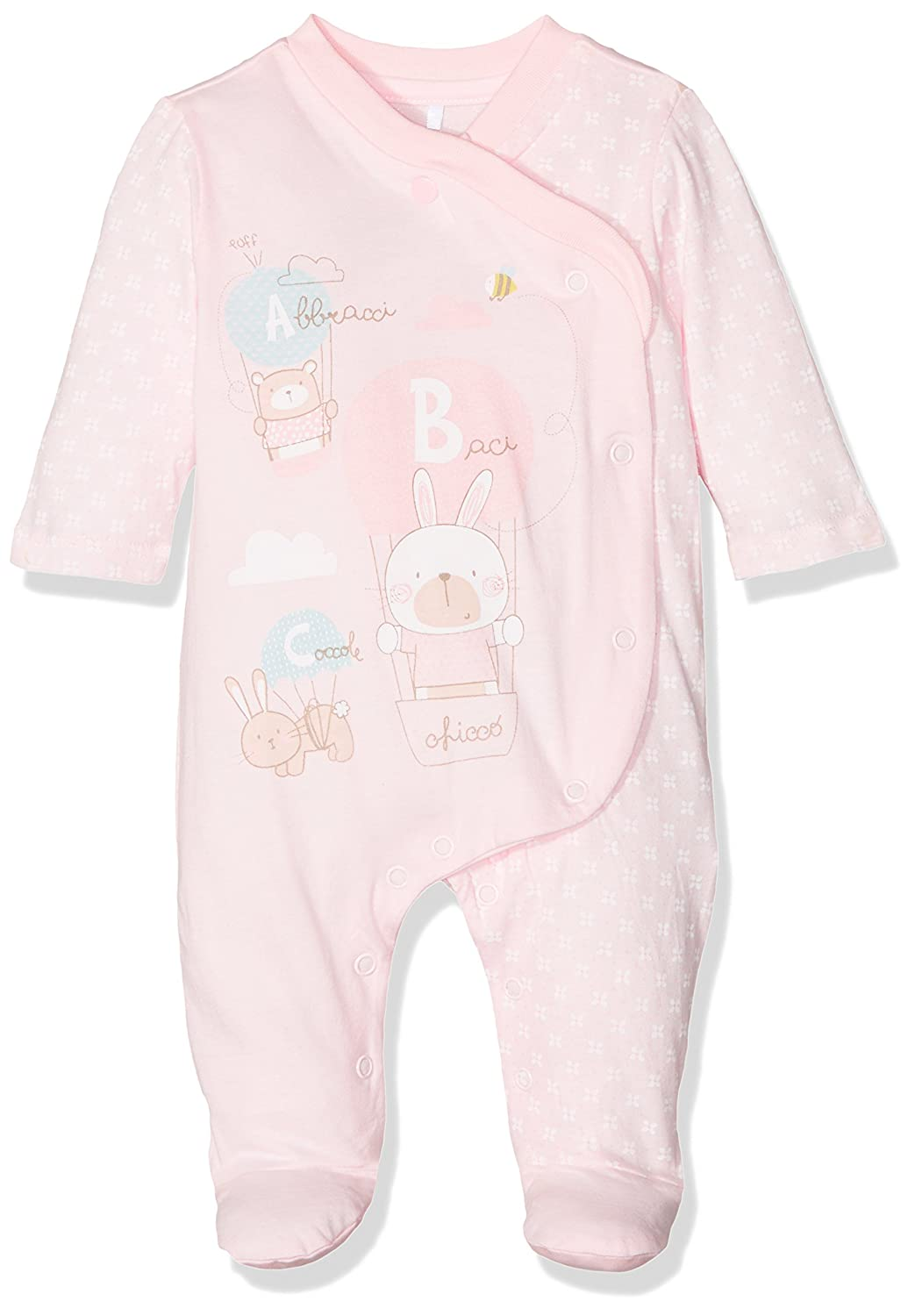 Chicco Baby Playsuit Pink (Rosa Chiaro 011) 62 cm (Sizes:62) 09021585000000
