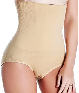 9df00b3b7 Women Waist Trainer Tummy Control Panties Body Shaper High Waisted  Shapewear Briefs Butt Lifter Slimming Corset