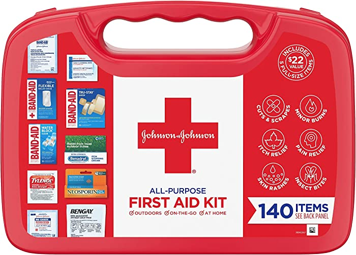 Los 9 First Aid Kitfor Home