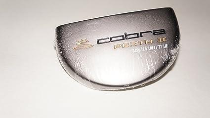 Amazon.com: Cobra Perth II Putter 335g/3.5 loft / 71 LIE ...