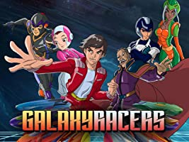 Galaxy Racers: Season 1, Vol. 1