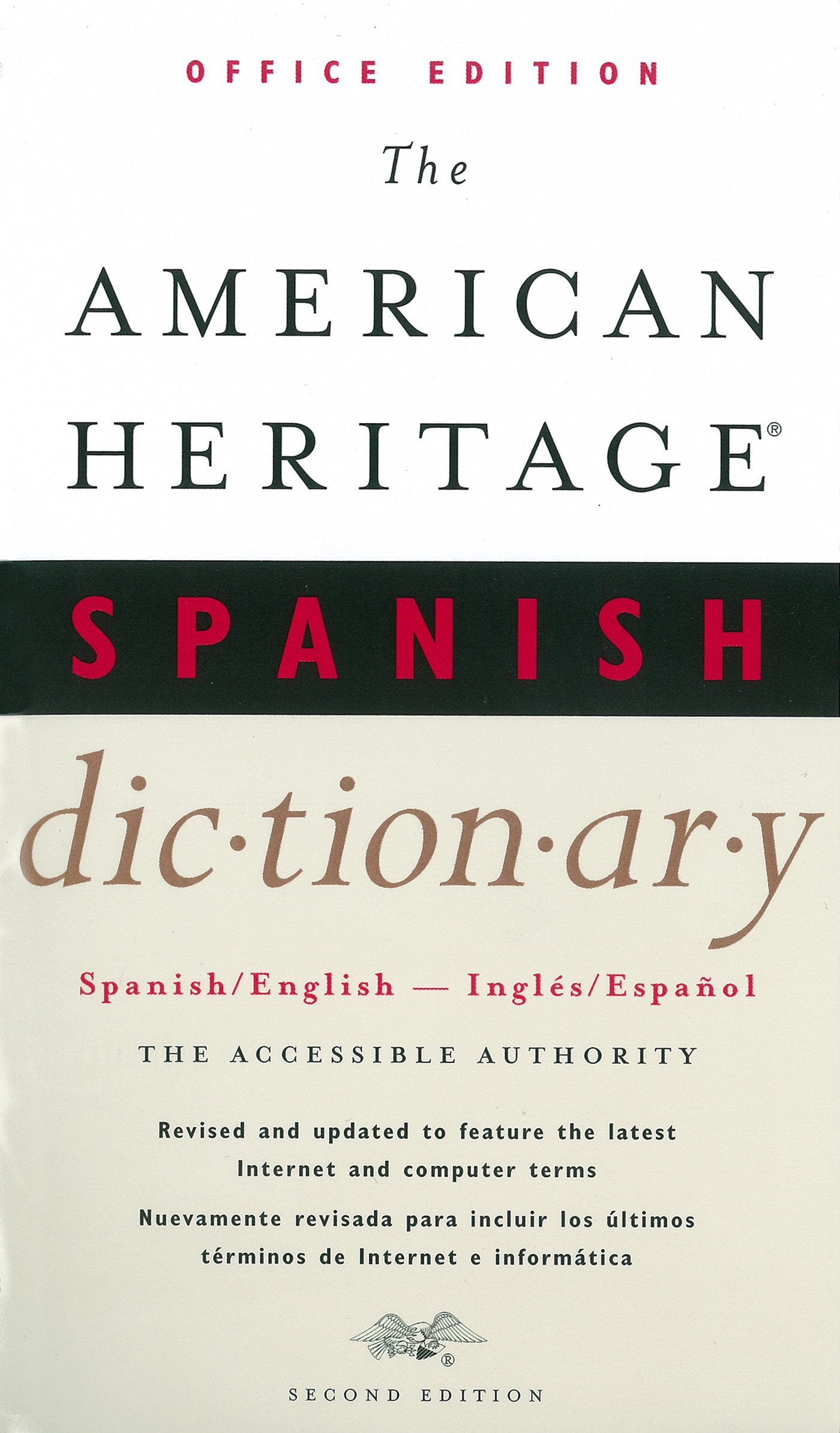 Download The American Heritage Spanish Dictionary, Second Edition: Office Edition PDF