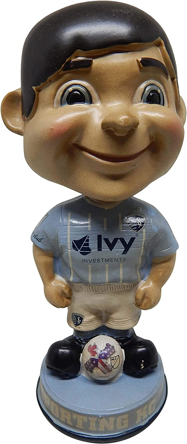 Forever Collectibles Sporting Kansas City MLS Vintage Classic Limited Edition Bobblehead