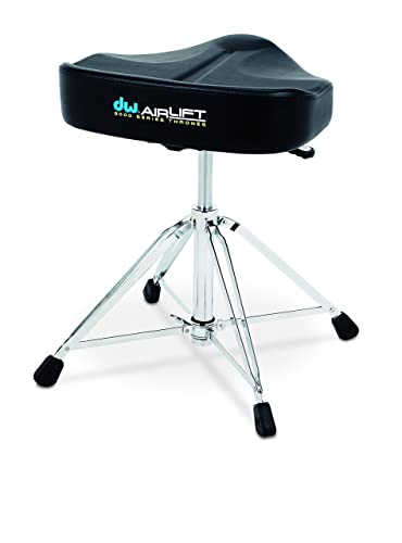 DW Drum Workshop CP9120AL 9000 Series Heavy Duty Air-lift Throne