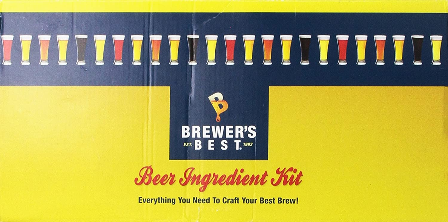 Brewers Best Whiskey Barrel Stout Beer Ingredient Kit Home Brew Ohio