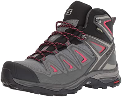 Ultra Gtx X 3 Men's Mid Running ShoeQuiet Salomon Shade Trail eWorQdxBC