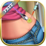 Injections Syringes & Needles : doctor games for kids ! FREE