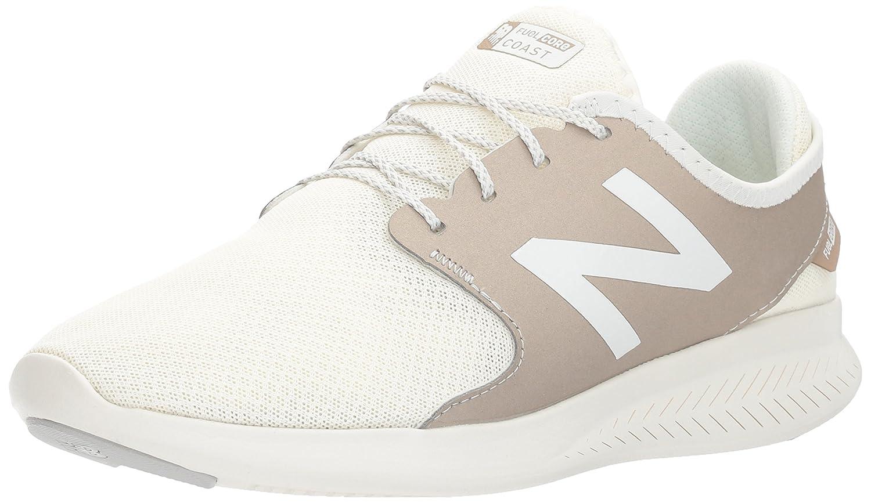 New Balance Women's Coast V3 Running-Shoes B01MQZQKDX 5 D US Sea Salt/Overcast