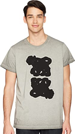 be1ecd0017bf2 PUMA Mens x XO by The Weekend Washed Tee | Amazon.com