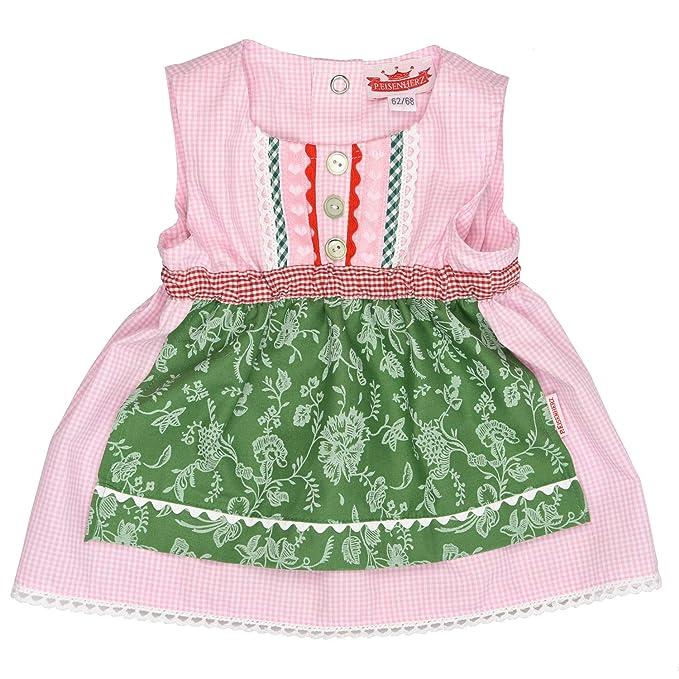 Eisenherz Vestido Estilo Traje Regional Dirndl para niñas ...