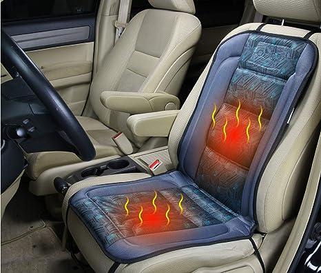 Amazon.com: Calentador de asientos ObboMed SH-4170, 12 V ...