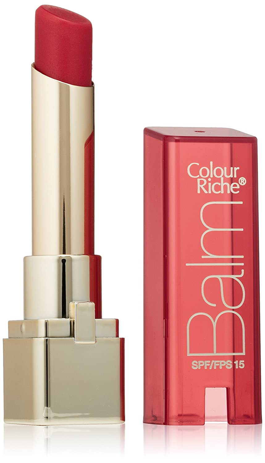 L'Oréal Paris Colour Riche Balm, 118 Pink Satin, 0.1 oz. L' Oreal Paris Cosmetics Col-9662