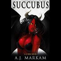 Succubus: A LitRPG Series (English Edition)