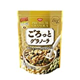 日清シスコ ごろっとグラノーラきなこ仕立ての充実大豆 500g
