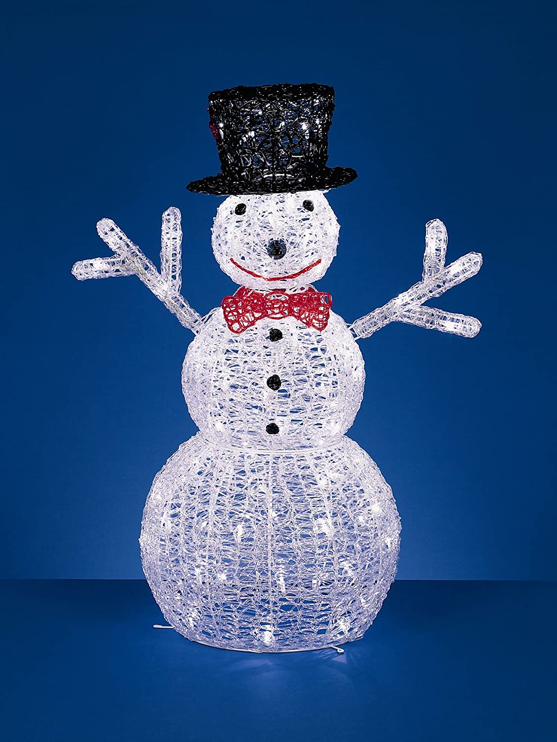 88 led snowman lights amazon lighting mozeypictures Image collections