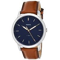 Men's Minimalist Stainless Steel Slim Casual Quartz Watch