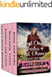 Mail Order Brides of Last Chance: The Rescued Brides (A 4-Book Western Romance Box Set)