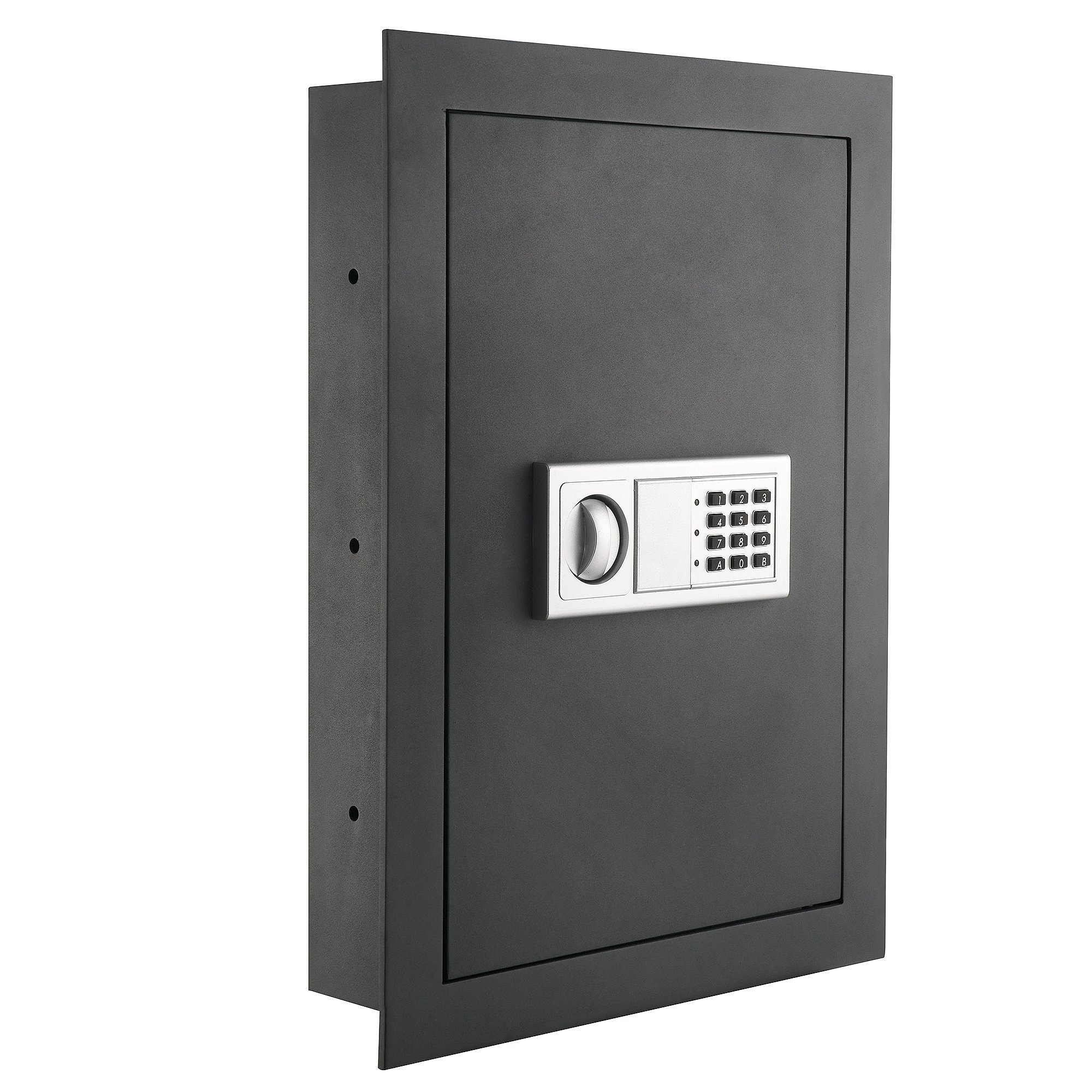 7725 Flat Electronic Wall Safe For Jewelry Security - Paragon Lock & Safe by Paragon Lock and Safe