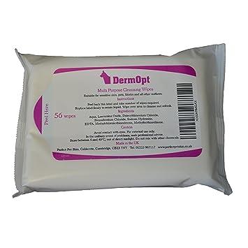 DermOpt® Toallitas antimicrobianas Multiusos