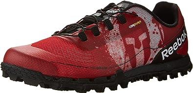 Irregularidades amanecer abrigo  Reebok Men's All Terrain Super or Spartan Running Shoes, Excellent  Red/White/Black/Coal, 9.5 M US: Amazon.ca: Shoes & Handbags