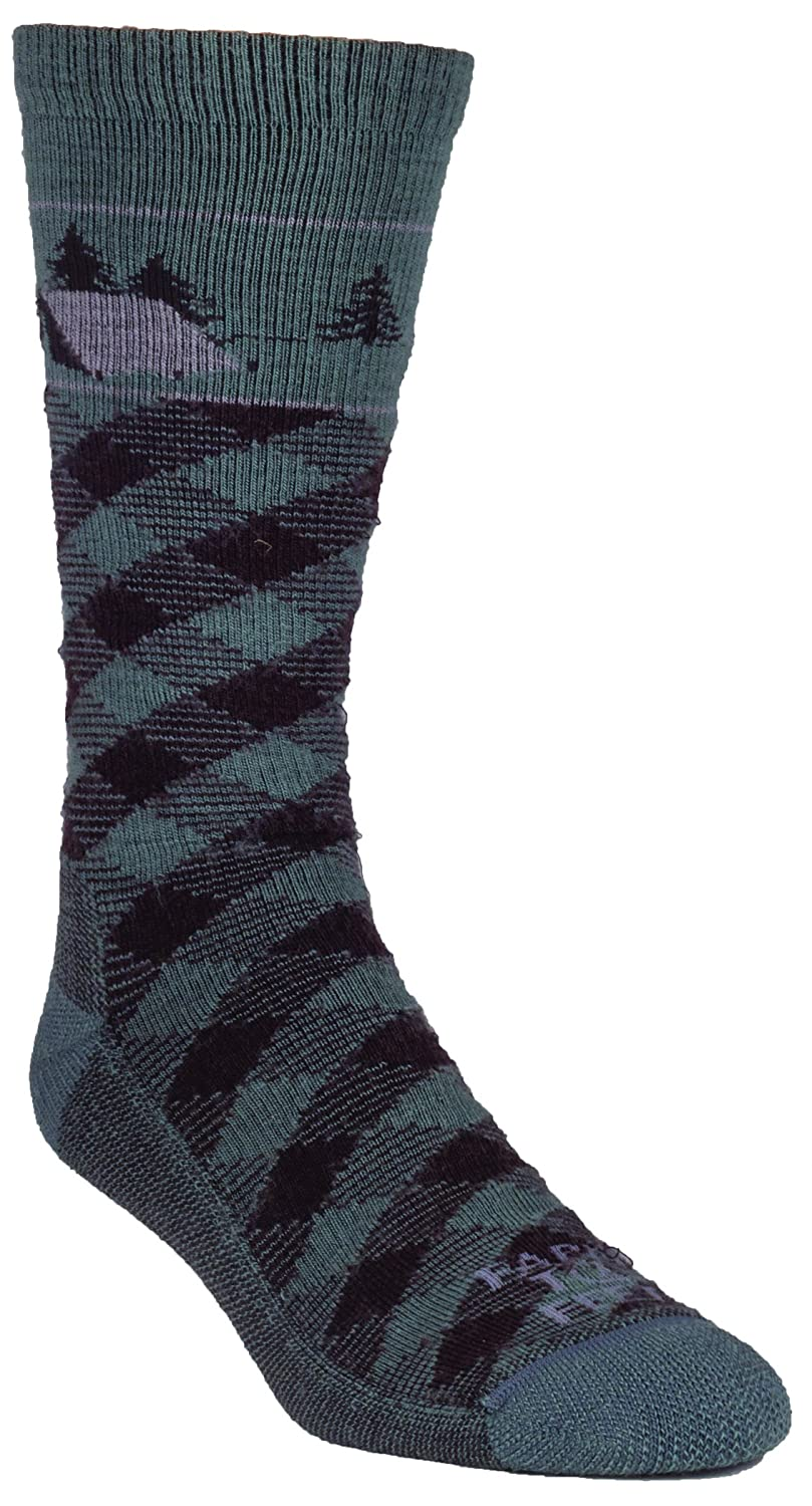 Farm 2 Feet Franklin Camp Crew Everyday comes with a Helicase sock ring