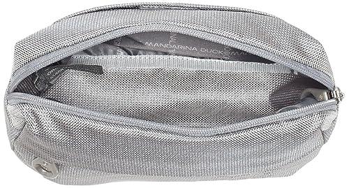 Amazon.com: Mandarina Duck Women QMM02 Shoulder Bag Grey ...