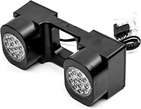 Krator LED Hitch Light Reverse//Work Light for Trucks Trailer SUV 2 Hitch Receiver for Ford F-350 F-2500 HD Super Duty