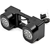 """Krator LED Hitch Light Brake Reverse Signal Light for Trucks Trailer SUV 2"""" Receiver Compatible with Ford F-150 F-200 F…"""