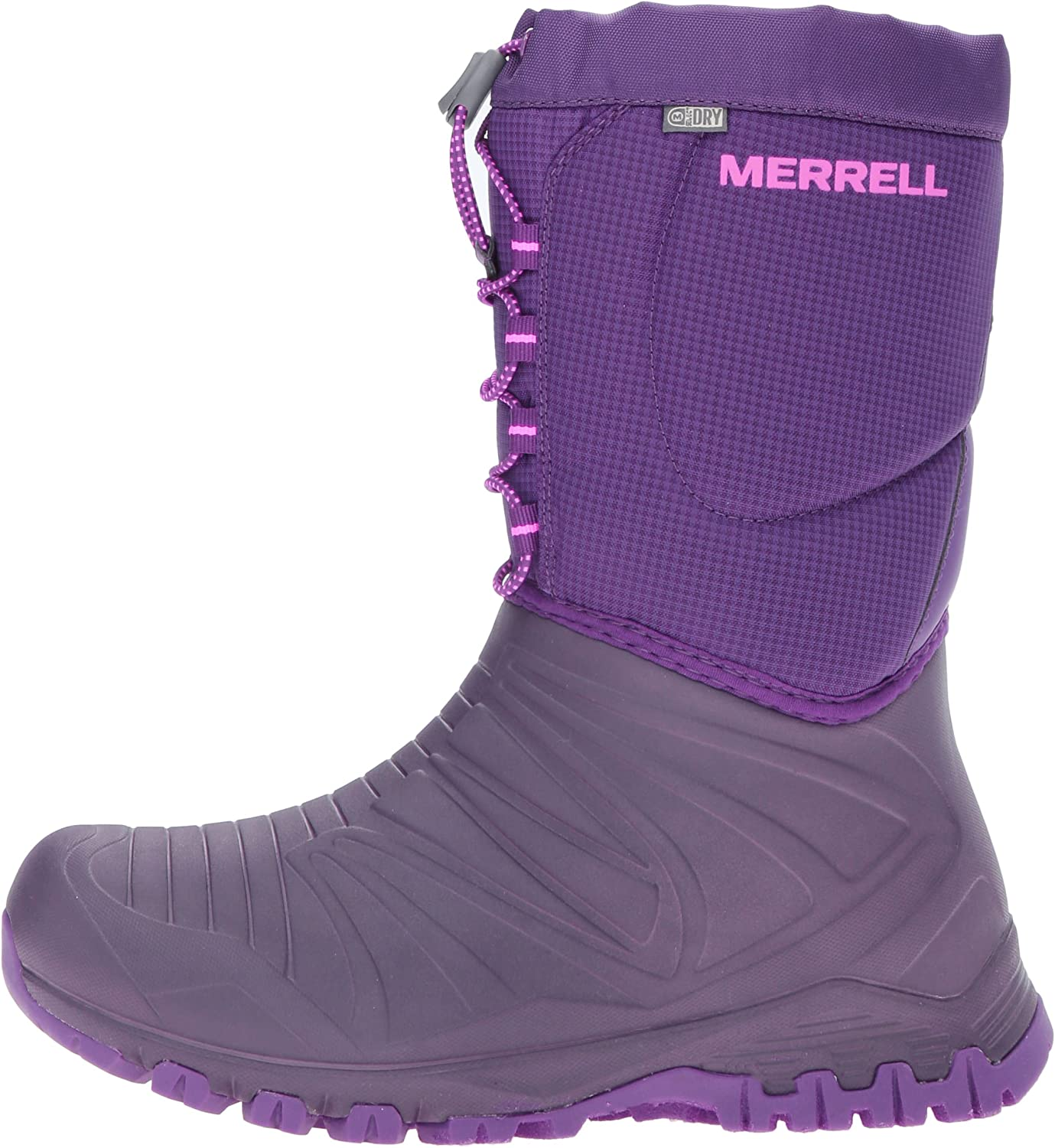 Merrell Unisexs Light Tech LTR Quick Close WTR Leisure time Boots and Childrens Sportwear