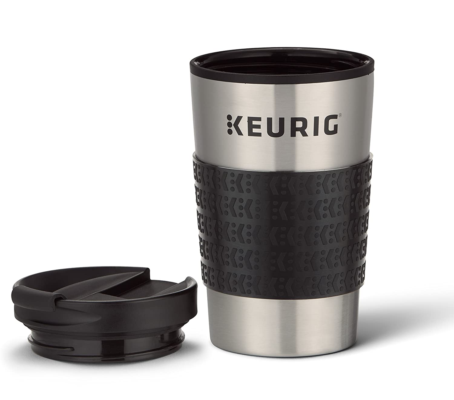 Keurig 12 oz Stainless Steel Travel Mug (120302)