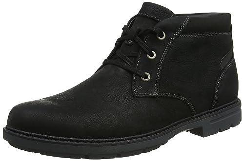35bd00f4179d Rockport Men s Tough Bucks Chukka Boots  Amazon.co.uk  Shoes   Bags